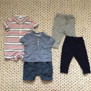 Gap Baby Boy Four-Item Set